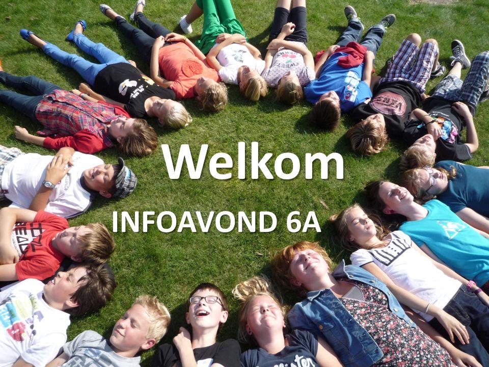 Welkom INFOAVOND 6A