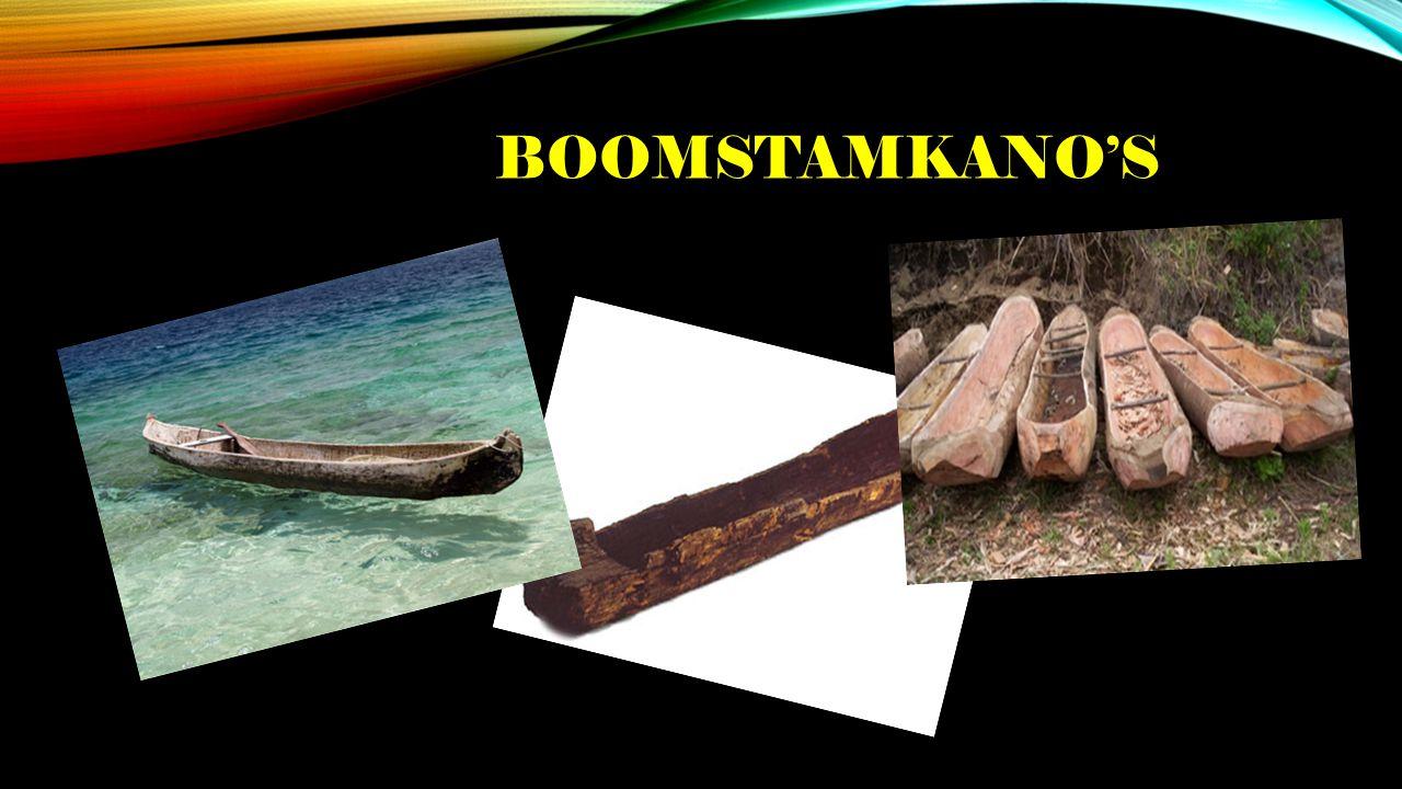 BOOMSTAMKANO'S