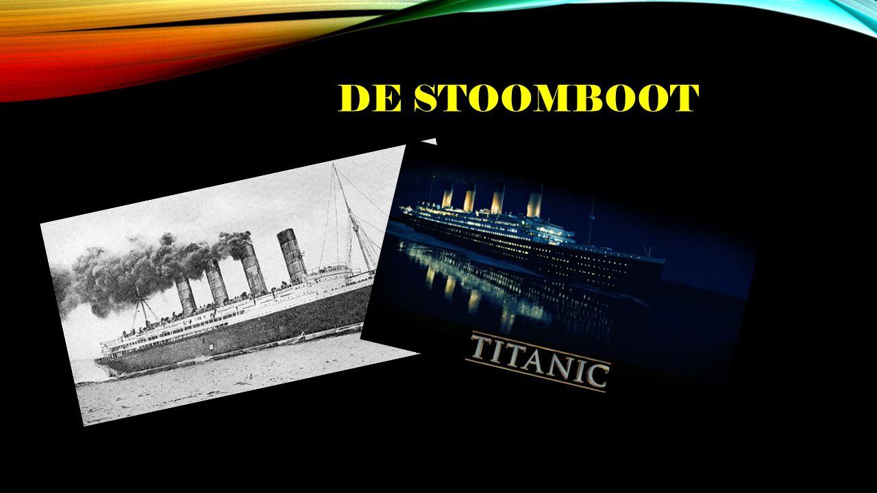DE STOOMBOOT