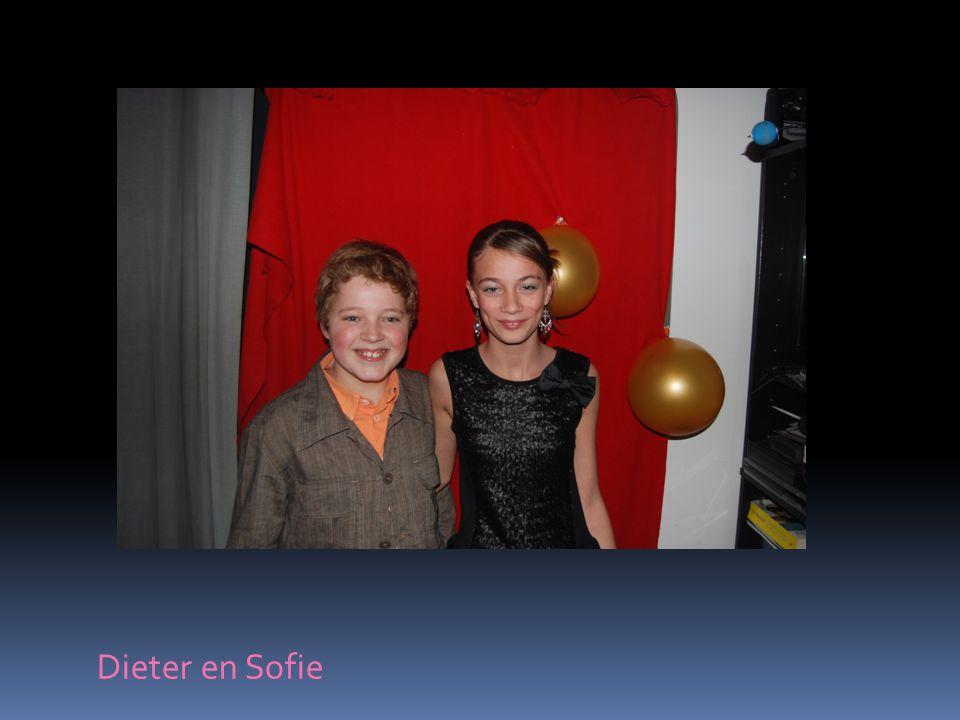 Dieter en Sofie