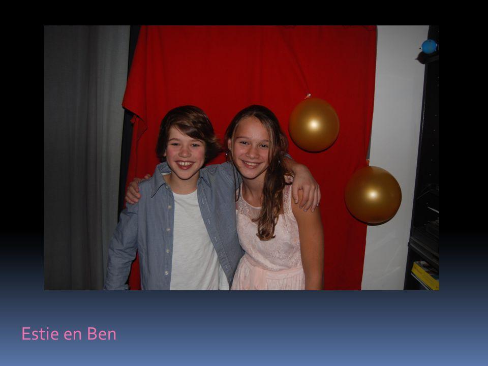 Estie en Ben