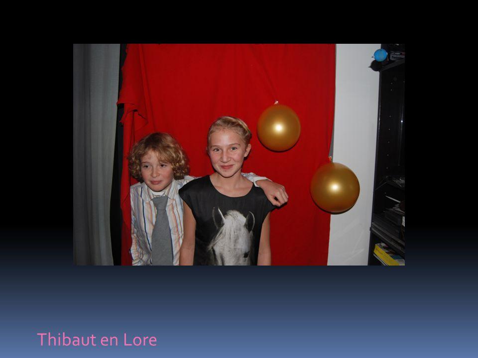 Thibaut en Lore
