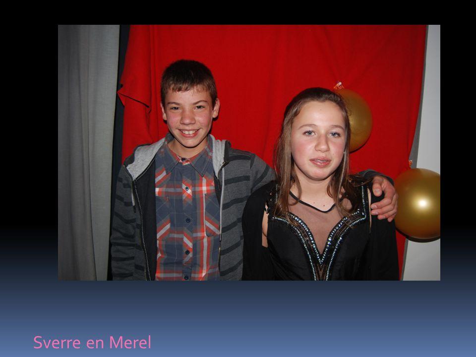 Sverre en Merel