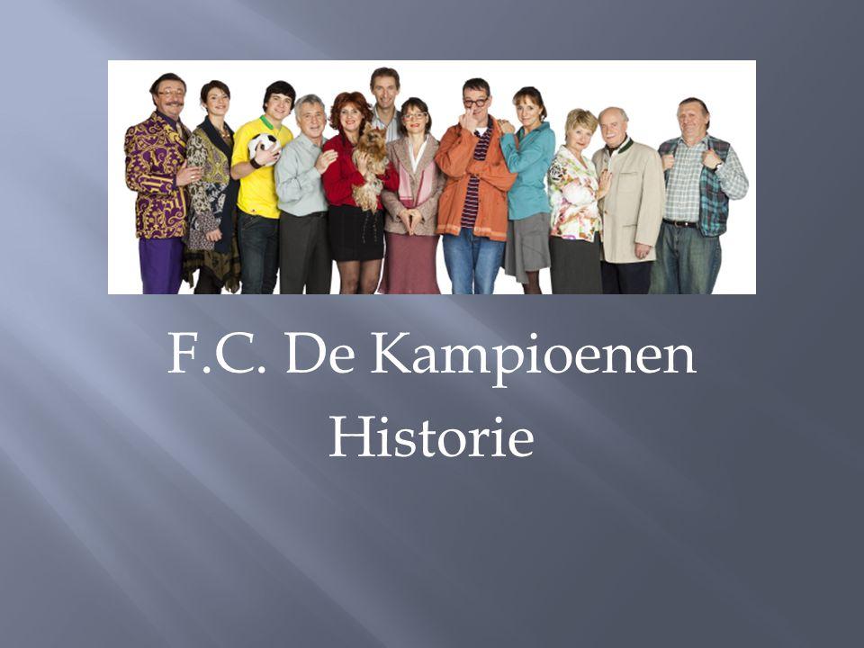2011 De Kampioenen laten zich voor een laatste keer horen in hun allerlaatste afleveringen.