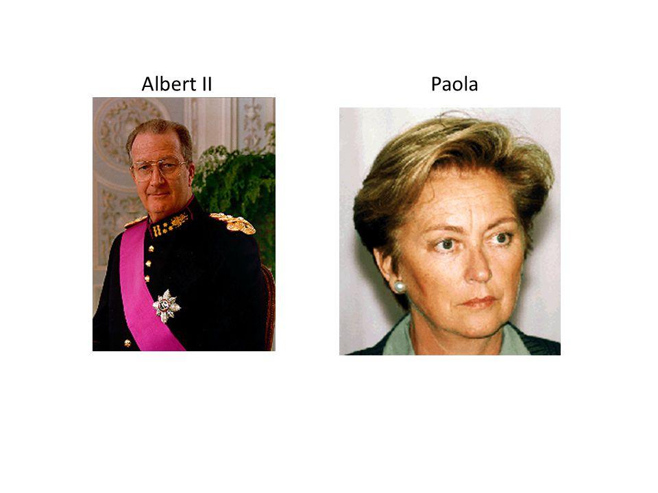 Albert IIPaola