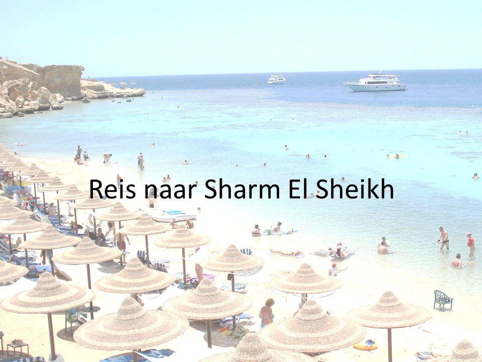 Reis naar Sharm El Sheikh