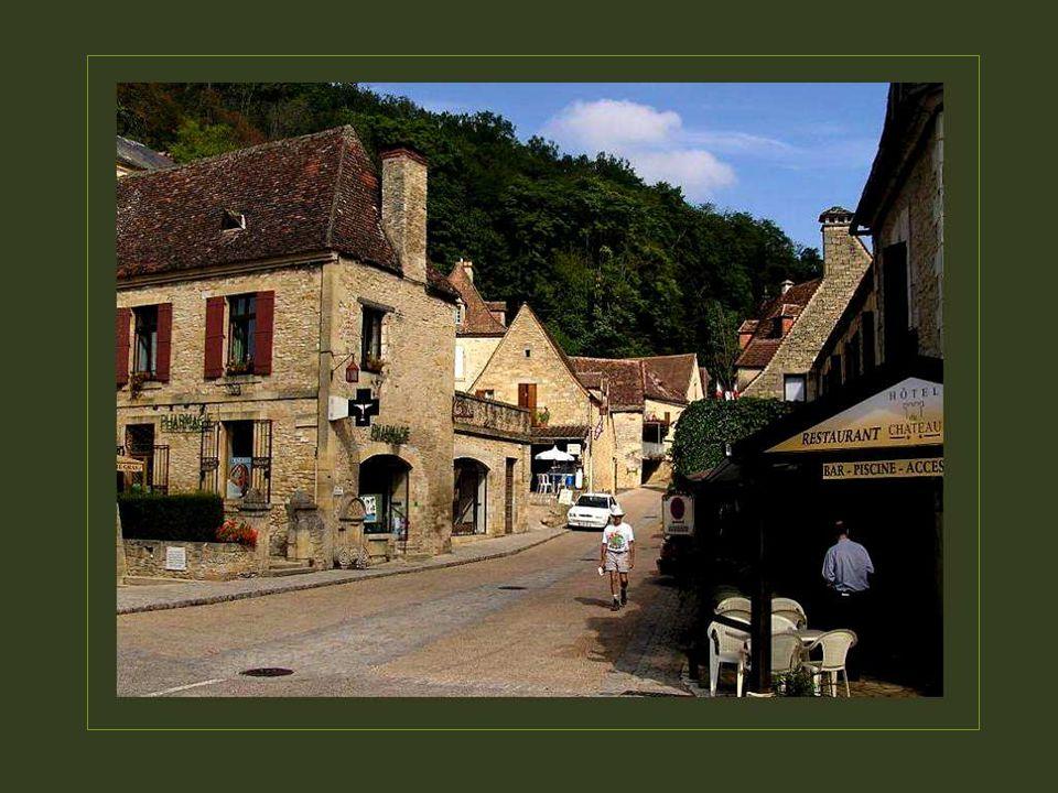 Périgueux is de hoofdplaats van de Dordogne.