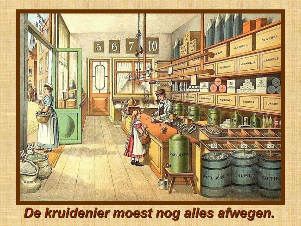 De kleermaker voor de ``betere`` klasse.