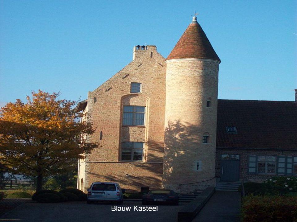 Oostkamp Blauw Kasteel