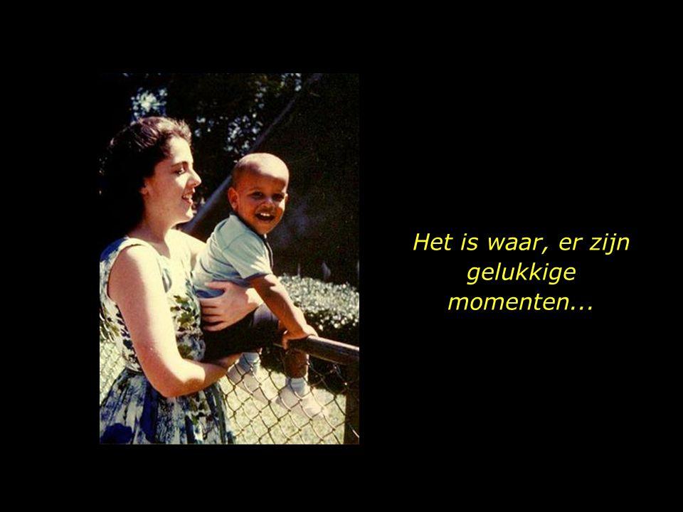 Op 4 augustus 1961 en wordt de kleine Barack Obama geboren. wordt Ann moeder