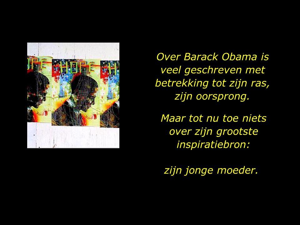 Over Barack Obama is veel geschreven met betrekking tot zijn ras, zijn oorsprong.