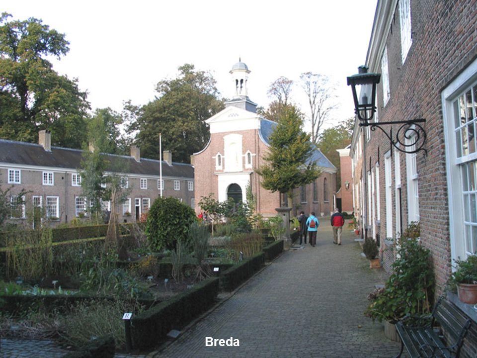 Hofje Willem van Heythuyzen Haarlem