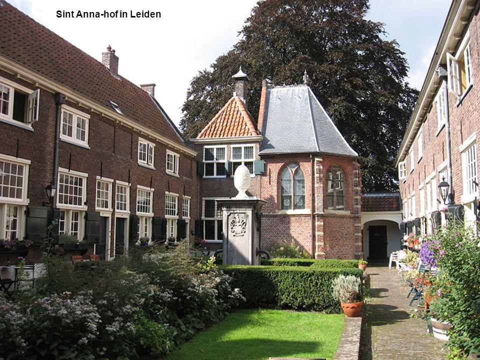 Bakenesserhofje Haarlem