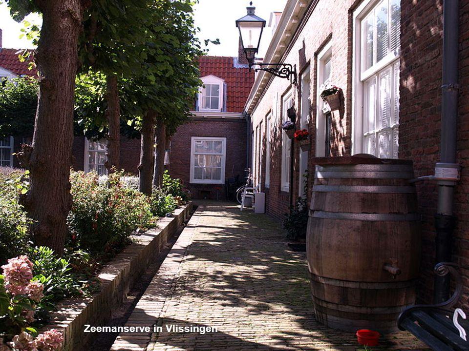 Sint Anna-hof in Leiden