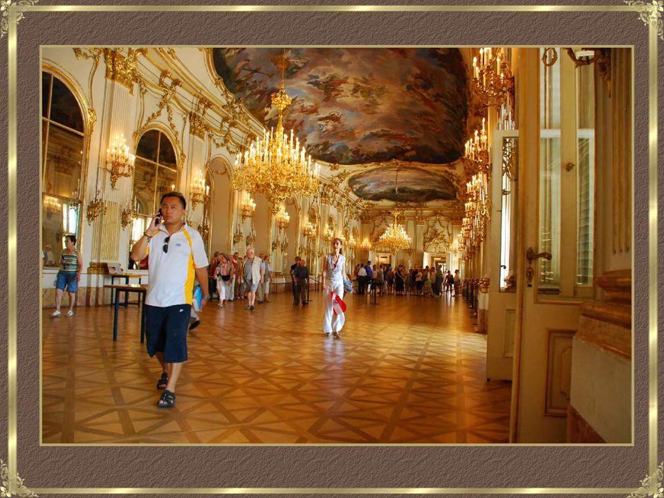 Schönbrunn (zomerpalais van de Habsburgers)