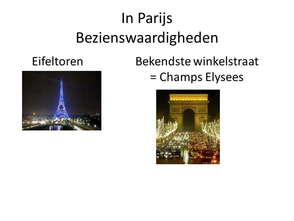 Hoofdstad : Parijs