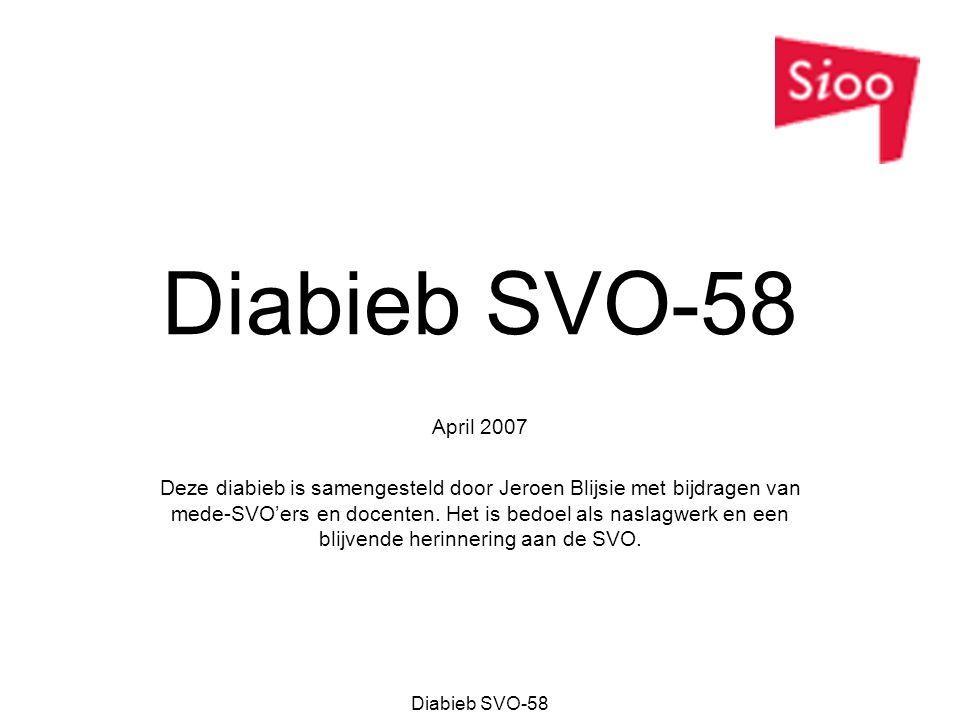 Diabieb SVO-58 Beinvloedingsstijlen Rationeel overtuigen Gebruiken van logische argumenten en feiten om aan te geven dat een verzoek of voorstel uitvoerbaar is en van belang voor het behalen van gestelde doelen.