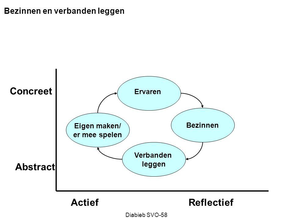 Diabieb SVO-58 Omgevingsanalyse Zelf De organisatie.