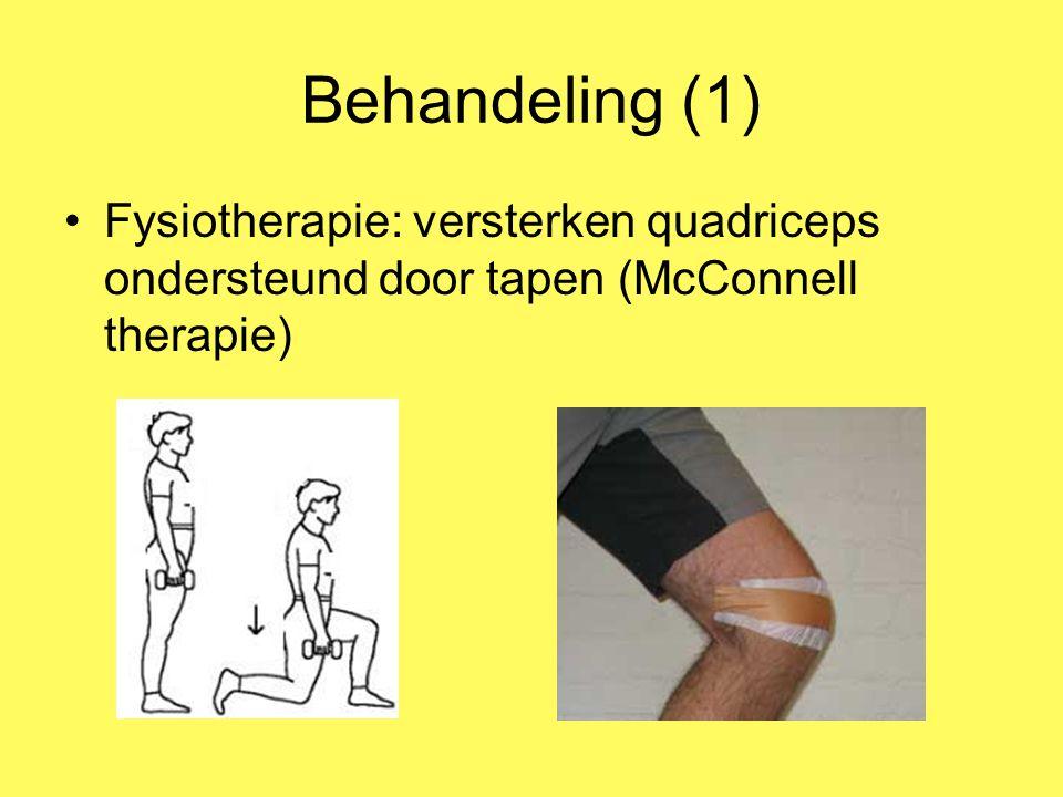 Behandeling (2) Fysiotherapie (Voet)correctie