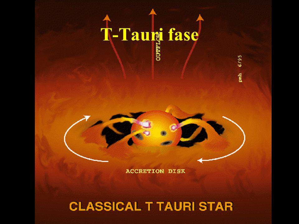 32 T-Tauri fase