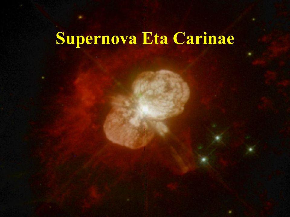 37 Supernova Eta Carinae