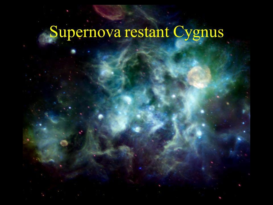 39 Supernova restant Cygnus