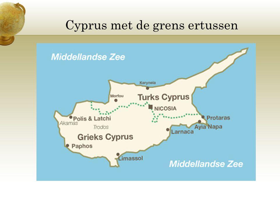 Wat is de hoofdstad van Cyprus?