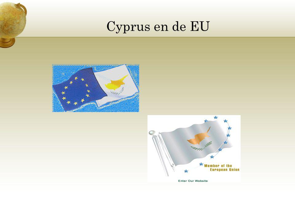 Cyprus en de EU