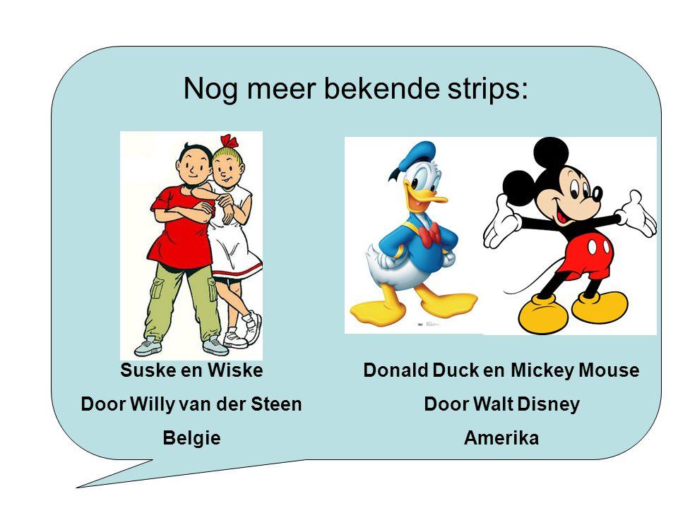 Nederlandse strip