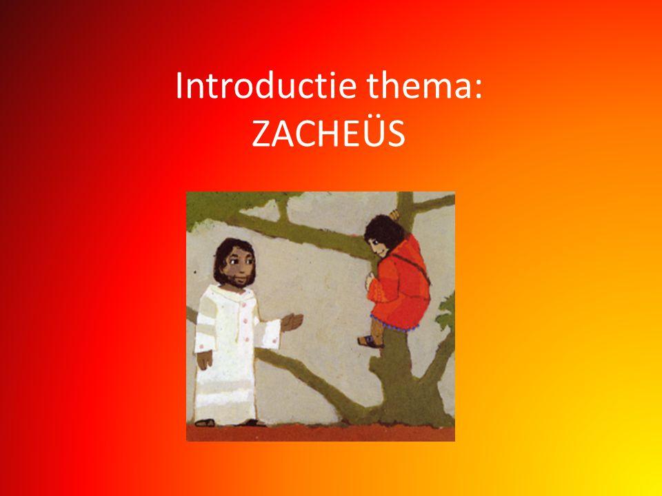 Zingen Zacheüs