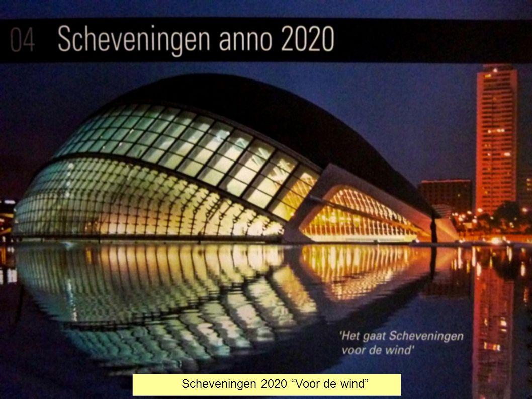 Scheveningen 2020 Voor de wind