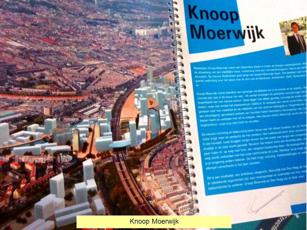 Knoop Moerwijk in vogelvlucht
