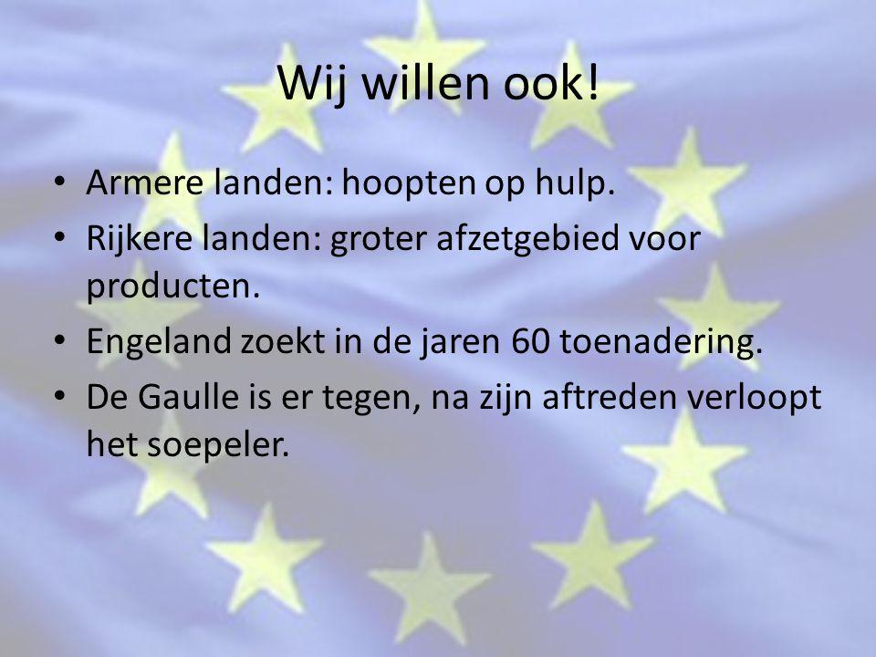 De natie-staat in Europa aan betekenis Het regionalisme Organisaties als EU, VN en Navo