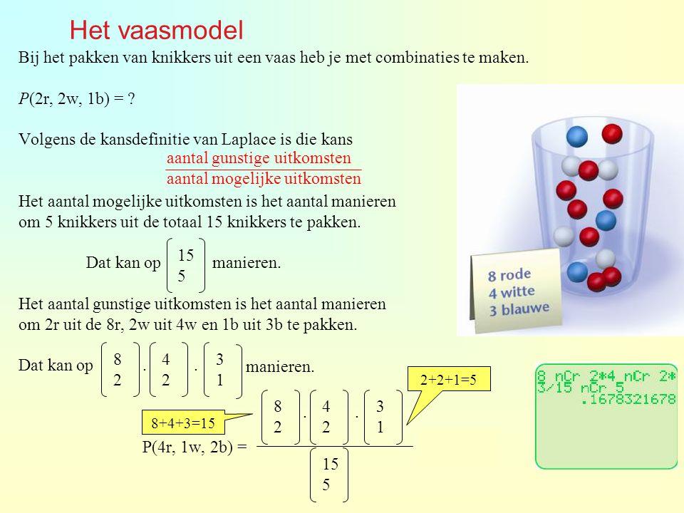 De binomiale en de normale verdeling combineren opgave 76/69 a)X = het aantal optredens dat langer dan 2 uur duurt.