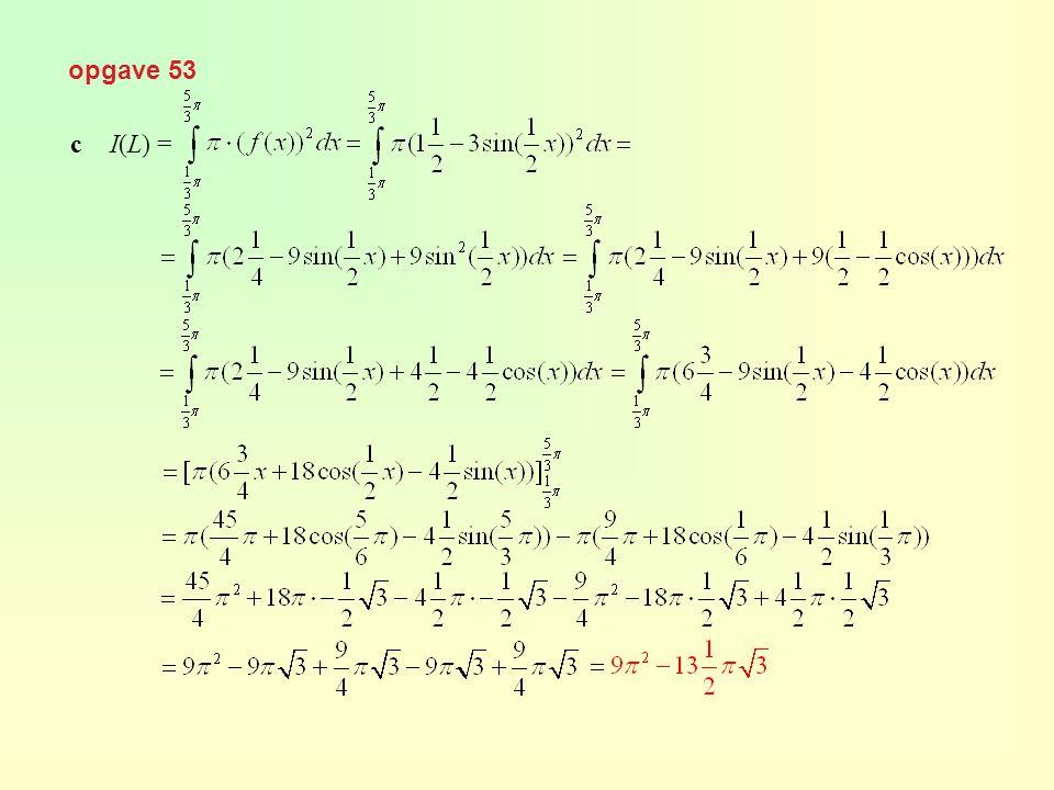opgave 53 cI(L) =