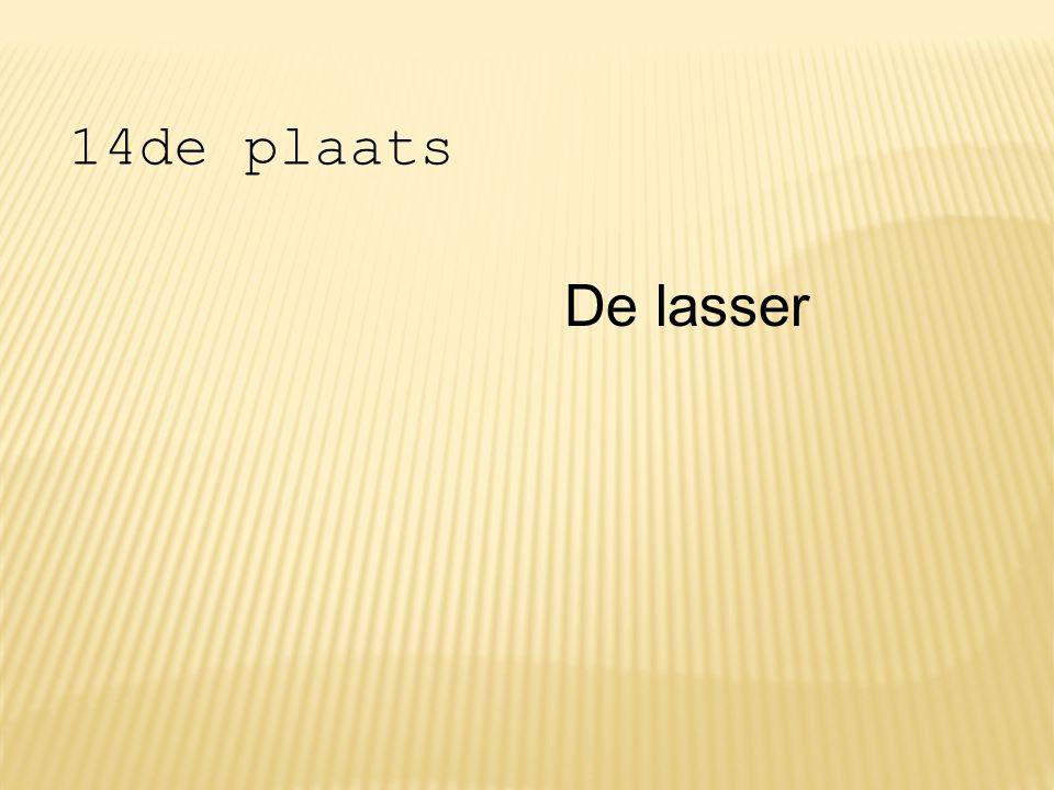 14de plaats De lasser