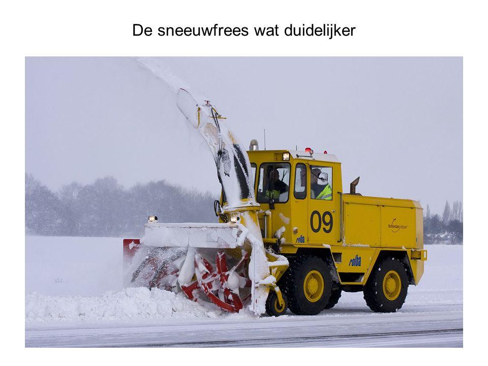 Zaterdagochtend 29 januari rond half zeven arriveerden twee uitwijkers van Schiphol i.v.m.