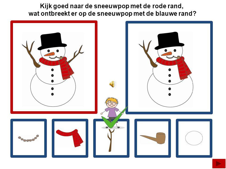 Digibordles Sneeuwpoppen visuele discriminatie Gemaakt door: Juf Marije Juf Marije i.s.m. juf Sannejuf Sanne moeilijk makkelijk