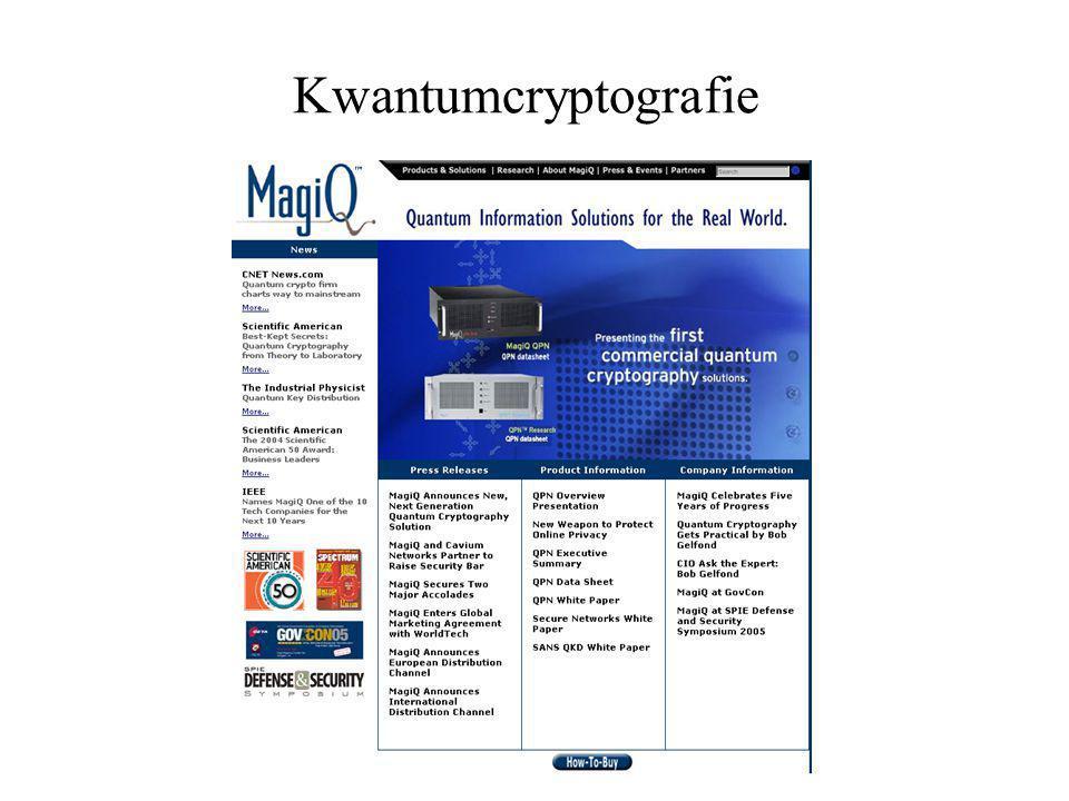 Kwantumcryptografie