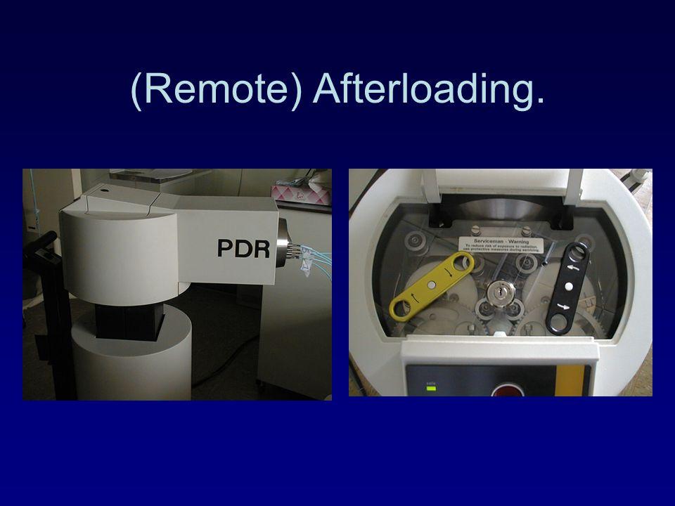 Dosisdebieten HDR LDR PDR