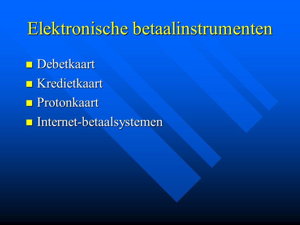 Tijdstip van betaling en herroeping Creditering van de rekening van de begunstigde Creditering van de rekening van de begunstigde Interbancaire compensatie of debitering van de rekening van de opdrachtgever Interbancaire compensatie of debitering van de rekening van de opdrachtgever