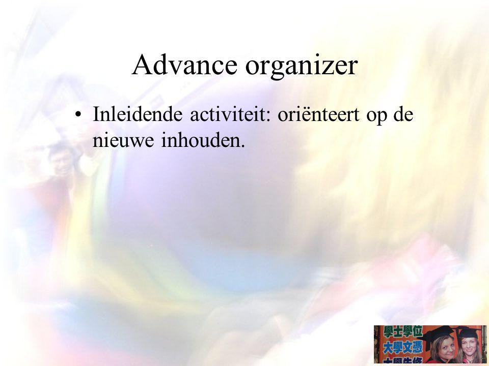 Deeloverzicht van de eindtermen secundair onderwijs (http://www.ond.vlaanderen.be/dvo/secundair/index.htm)