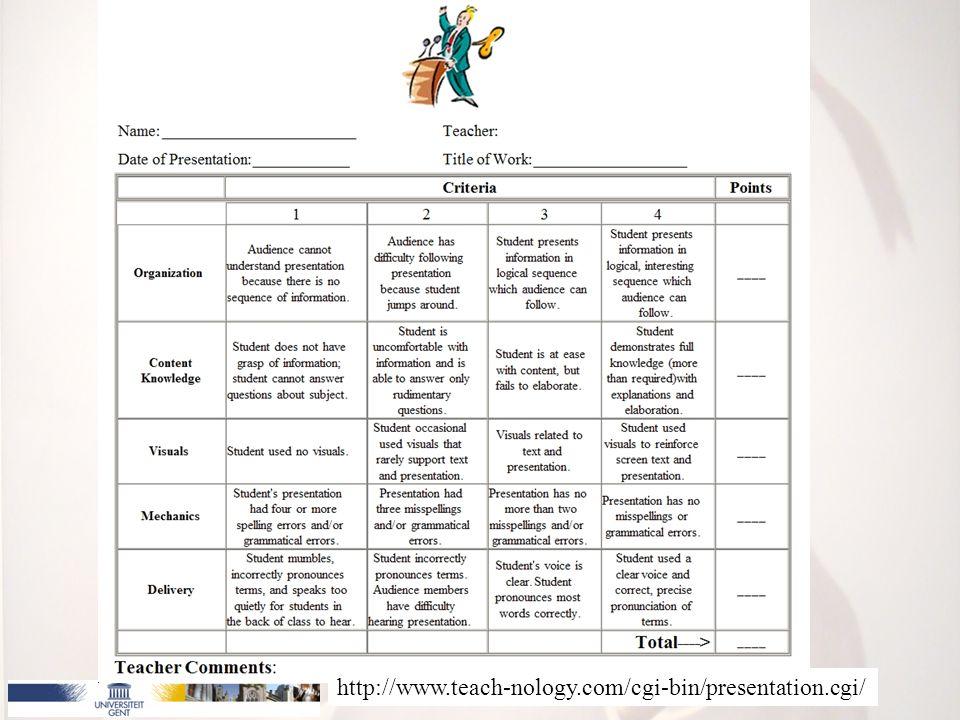 24 http://www.teach-nology.com/cgi-bin/presentation.cgi/
