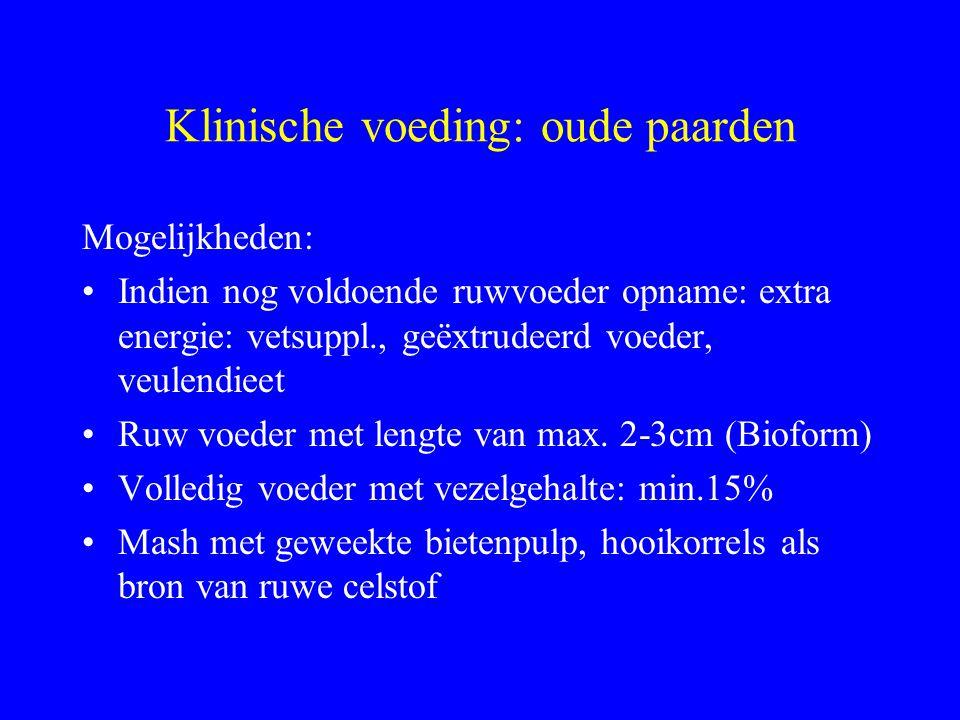Zelfde hoev KV als bij hooi nl.