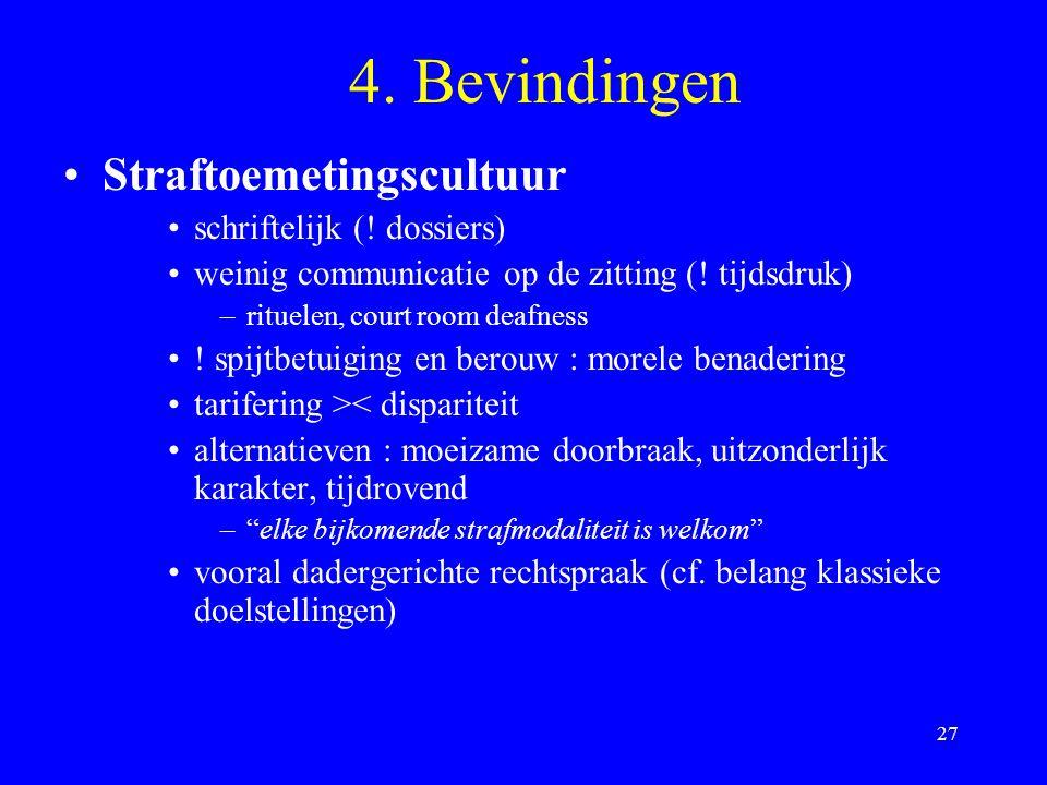 27 4.Bevindingen Straftoemetingscultuur schriftelijk (.