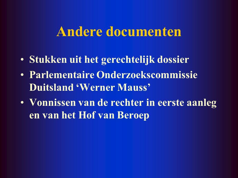 Kwalitatieve inhoudsanalyse van persberichten De Standaard, Het Nieuwsblad, De Morgen, Het Volk, Het Belang van Limburg, De Gazet van Antwerpen, Het L