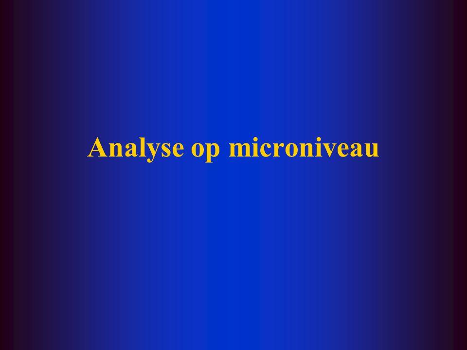 Analyse van het materiaal Fase 1: Netwerk-analyse van 7 cases (micro-niveau) Fase 2: Beschrijvende condensatie (meso-niveau)