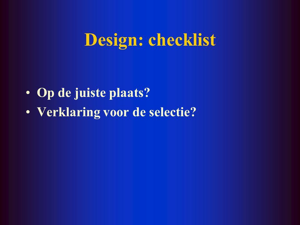 Design: checklist Belangrijkste variabelen: - politiek-economische context - culturele socialisatie - Structurele kenmerken v/d politie-organisatie - Gewoonten op de werkvloer