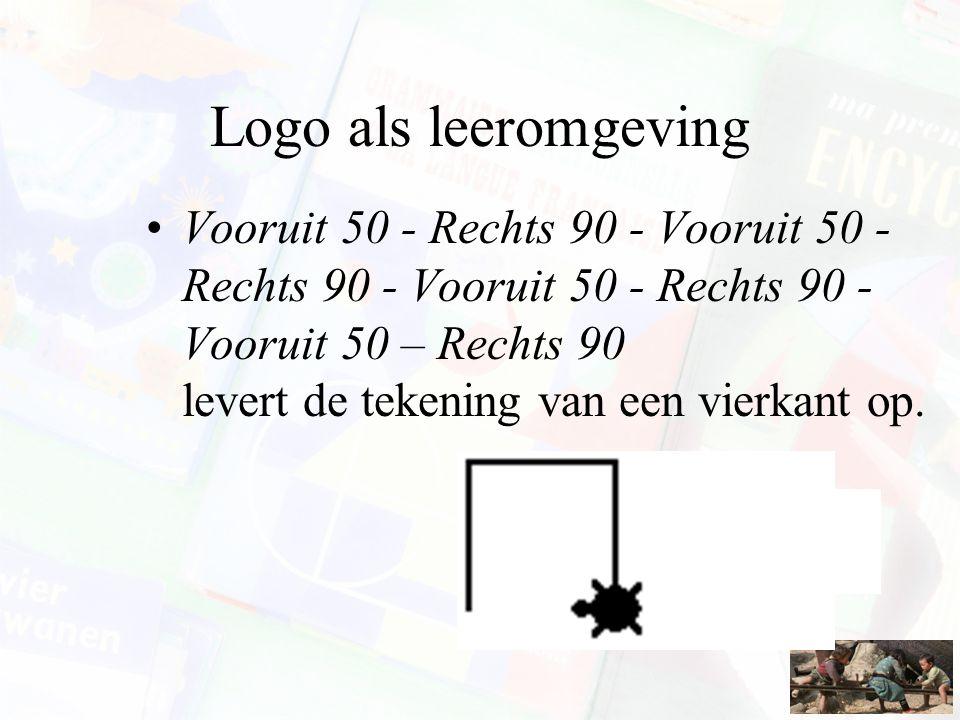 Logo als leeromgeving Vooruit 50 - Rechts 90 - Vooruit 50 - Rechts 90 - Vooruit 50 - Rechts 90 - Vooruit 50 – Rechts 90 levert de tekening van een vie