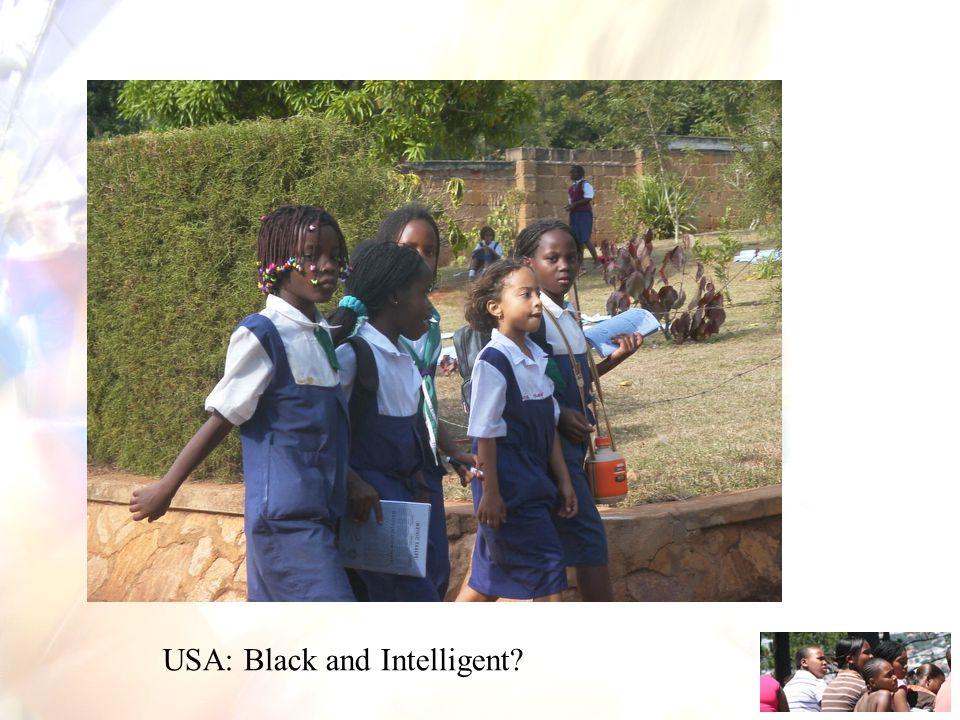 USA: Black and Intelligent?